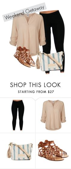 """""""Untitled #123"""" by aravicka ❤ liked on Polyvore featuring Vero Moda, Borbonese and Valentino"""