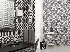 papel-de-parede-preto-e-branco