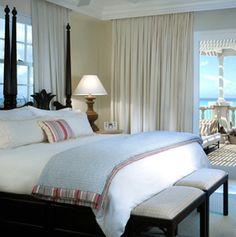 del caribe, centro turístico de playa, hotel, interior, habitación de huéspedes, día