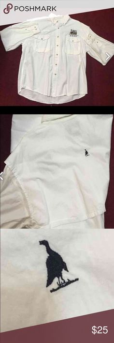 "Men's Long Sleeve Shirt National Wild Turkey Federation ""Turkey Call Television "" 2000 Shirt NWTF Shirts Casual Button Down Shirts"