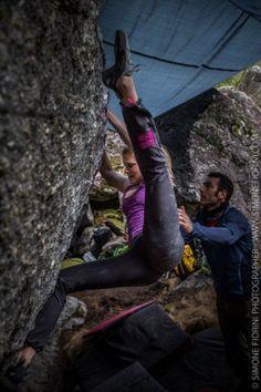 Rock Climbing, Bouldering, Melloblocco 2014 | photo by Simone Fiorini