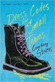 """Buy Dress Codes for Small Towns by Courtney Stevens at Mighty Ape NZ. A Golden Kite Honor Book of 2018 A Kirkus Best Book of 2017 """"A poetic love letter to the complexities of teenage identity, and the frustrations of . Ya Books, Books To Read, Free Books, David Arnold, One Of The Guys, Young Adult Fiction, Garage Art, Girl Falling, Free Reading"""