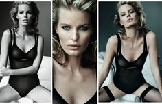 Mario Testino Shoots Wolfords Sexy Fall Ads Starring Caroline Winberg