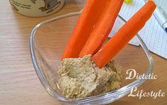 Hummus oliwkowy - Dietetic Lifestyle