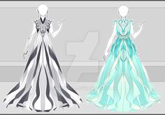 [OPEN 1/2] Outfit Adopt 22/16 - Auction by larighne.deviantart.com on @DeviantArt