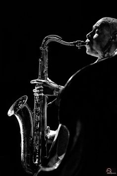 Jazz & Swing • Joshua Redman Andrea Palmucci Photographer © 2015