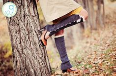 GroopDealz   Button Down Leg Warmers - 5 Colors Available