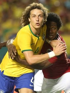 Após tempo para refletir, David Luiz exalta recomeço da nova seleção brasileira - Futebol - iG