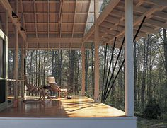 The porch is a place to unwind from a hectic day, to chat with the neighbors, and to enjoy the mist of a torrential downpour without getting soaked. While porches … Porch Roof, Shed Roof, Pergola Plans, Pergola Ideas, Porch Ideas, Rustic Pergola, Summer Rain, Decks And Porches, Exterior Design