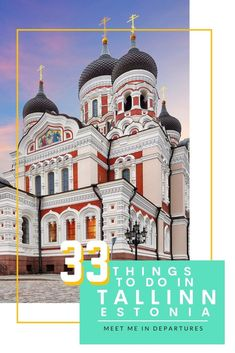 Visiting Estonia and not sure on what to do in Tallinn? Here are 33 amazing things to do on your Tallinn Itinerary, how many are you adding to your list? The Beautiful Capital of Estonia. Listed as a UNESCO World Heritage Site, use this guide to help you decide what to do on a short city break. Things to see in Tallinn, where to go in Tallinn, Tallinn guide and things to add to your Tallinn bucket list. Visit Tallinn. #Estonia #Tallinn #BalticStates #Baltics #Europe #EasternEurope Places In Europe, Europe Destinations, Europe Travel Tips, European Vacation, European Travel, Beautiful Places In Usa, Estonia Tallinn, Estonia Travel, Backpacking Asia