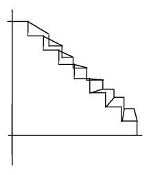 There were a few people interested in a tutorial in drawing stairs, and that's all I need. Stairs might seem like a somewhat more complex shape to draw in perspective than, say, a box, but really it's...
