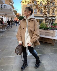 Cute Fall Outfits, Casual Winter Outfits, Winter Fashion Outfits, Look Fashion, Autumn Winter Fashion, Stylish Outfits, Casual College Outfits, Luxury Fashion, Mode Streetwear
