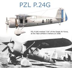 PZL P.24G