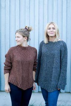 Fribi sweater – Vaskavullaknit