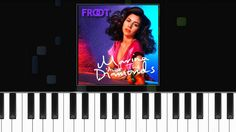 """Marina & The Diamonds - """"Froot"""" Piano Tutorial - Chords - How To Play - ..."""
