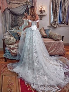 The Most Beautiful Princess Wedding Dresses For Fairytale Celebrations