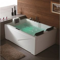 Aquapeutics Putnam whirlpool tub should be high on your list of bathtub plans. Our innovative line of luxury whirlpool bathtubs offer the best in therapeutic Contemporary Bathtubs, Modern Bathtub, Indoor Jacuzzi, Jacuzzi Tub, Home Design, Design Ideas, Bathtub Shower Combo, Whirlpool Bathtub, Pool Designs