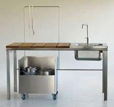 Kitchen Cart, Kitchen And Bath, Kitchen Dining, Kitchen Decor, Street Food, Home And Garden, Patio, Interior Design, Barbecue