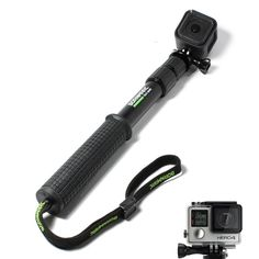 the gopro selfie stick adds another level to your action cam 39 s ability to get you those great. Black Bedroom Furniture Sets. Home Design Ideas
