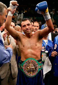 Oscar De La Hoya; will always support this guy!