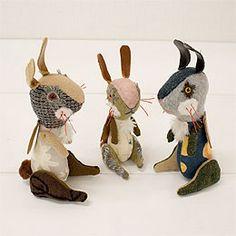 SUMAU- rabbit dolls