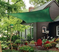 How to Install Sail Shades