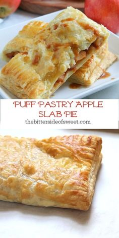 Puff Pastry Apple Slab Pie Puff Pastry Apple Slab Pie,Britische Küche appetizers and drink pastry recipes cabbage rolls recipes cabbage rolls polish Apple Pie Recipes, Tart Recipes, Baking Recipes, Sweet Recipes, Apple Tart Recipe Easy, Strudel Recipes, Puff Pastry Desserts, Köstliche Desserts, Sweet Puff Pastry Recipes