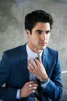 Darren Criss for The Motley