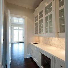 Butler's Pantry Design, Transitional, kitchen, Farrell Building Co.
