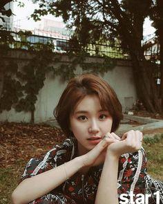 Chaeyoung for star1 #kpop #twice #트와이스 #once #원스 #nayeon #나연 #jeongyeon #정연 #momo #모모 #sana #사나 #jihyo #지효 #mina #미나 #dahyun #다현 #chaeyoung #채영 #tzuyu #쯔위 #l4l #f4f #fff