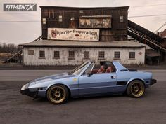 15 1979 X 1 9 Fiat Vicks Autosports Coilovers Traklite Ffourty Gold Fiat X19, Fiat Cars, Fiat Abarth, Futuristic Cars, Custom Cars, Cars And Motorcycles, Cool Cars, Classic Cars, Industrial