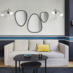Sarah Lavoine | architecture d'intérieur, projets de décoration, idées déco. Plus d'idées sur http://magasinsdeco.fr/