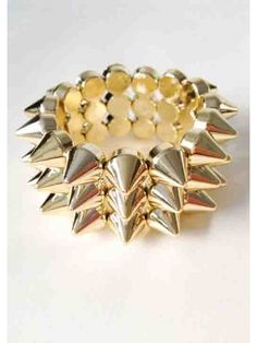 Spikes are on some of our favorite accessories in the store right now!   @ www.cosebellecharleston.com