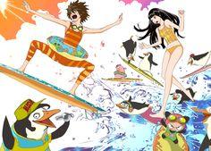 Summer fun! =D