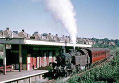Image result for harrow and wealdstone station Disused Stations, Old Train Station, Steam Railway, British Rail, North London, Steam Engine, Steam Locomotive, Great British, Brewery