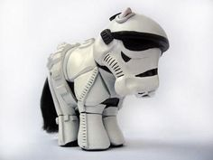 Star Wars Stormtrooper My Little Pony
