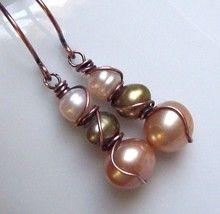 Lovin' the pearls & copper