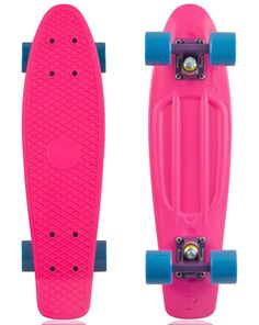 Pink penny board? Yes please!
