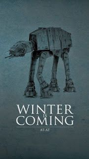 The Star Wars Culture: Winter is coming At-At