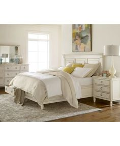 sag harbor white storage bedroom furniture collection macyscom