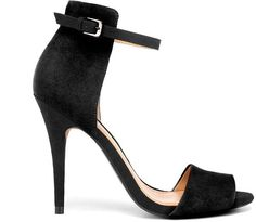 New Zara Black Heels