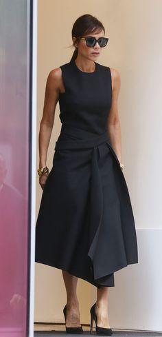 Victoria Beckham Updates an Audrey Hepburn Favorite