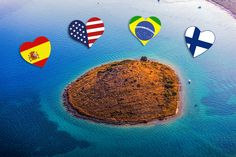 What do Finland, Brasil, USA and Spain have in common?  a) Interesting and curious writers and journalists b) Fanatic travelers and adventure lovers c) Extraordinary people  d) All of the above under one name – DISCOVER CROATIA journalists! Discover Croatia show - on air from September!