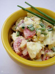Vajickovo - paradajkovy salat