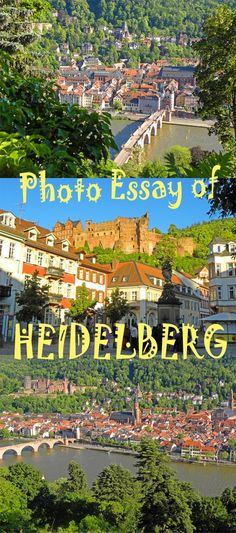 Photo Essay of Heidelberg - Germany