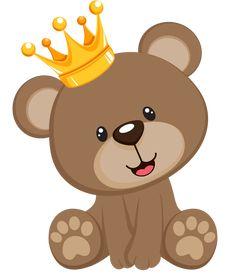 Bautizo Ian Cute Birthday Gift, 1st Boy Birthday, Teddy Bear Baby Shower, Baby Boy Shower, 1st Birthday Girl Decorations, Bear Clipart, Baby Shawer, Bear Party, Cute Disney Wallpaper