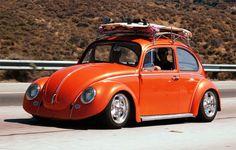 VW Surf rig