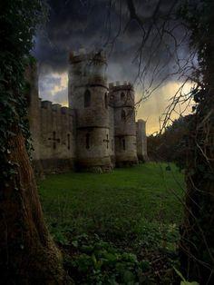 Castle, Somerset, England