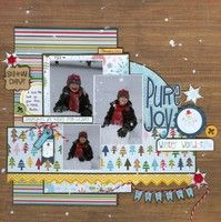 A Project by marilou64 from our Scrapbooking Gallery originally submitted 12/28/11 at 01:37 PM