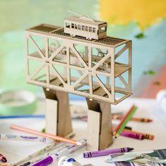 High Level Bridge - Model Kit